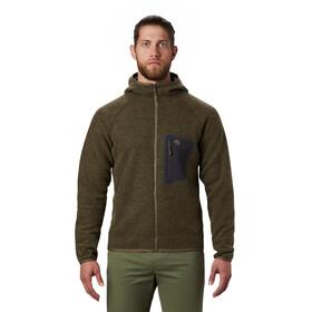 Mountain Hardwear Hatcher Full Zip Hoody Jacket Herre Darklands